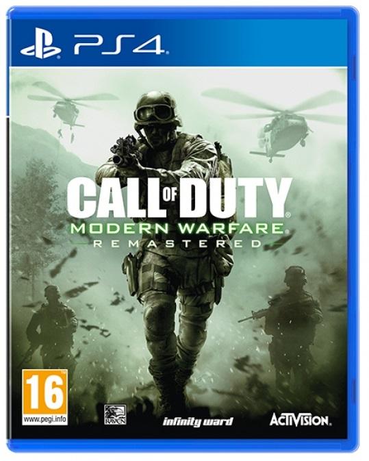 Call of Duty: Modern Warfare Remastered (Русская версия)