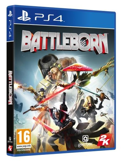 Battleborn (Русская версия)