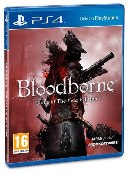 Bloodborne: Game of the Year Edition (Русская версия)