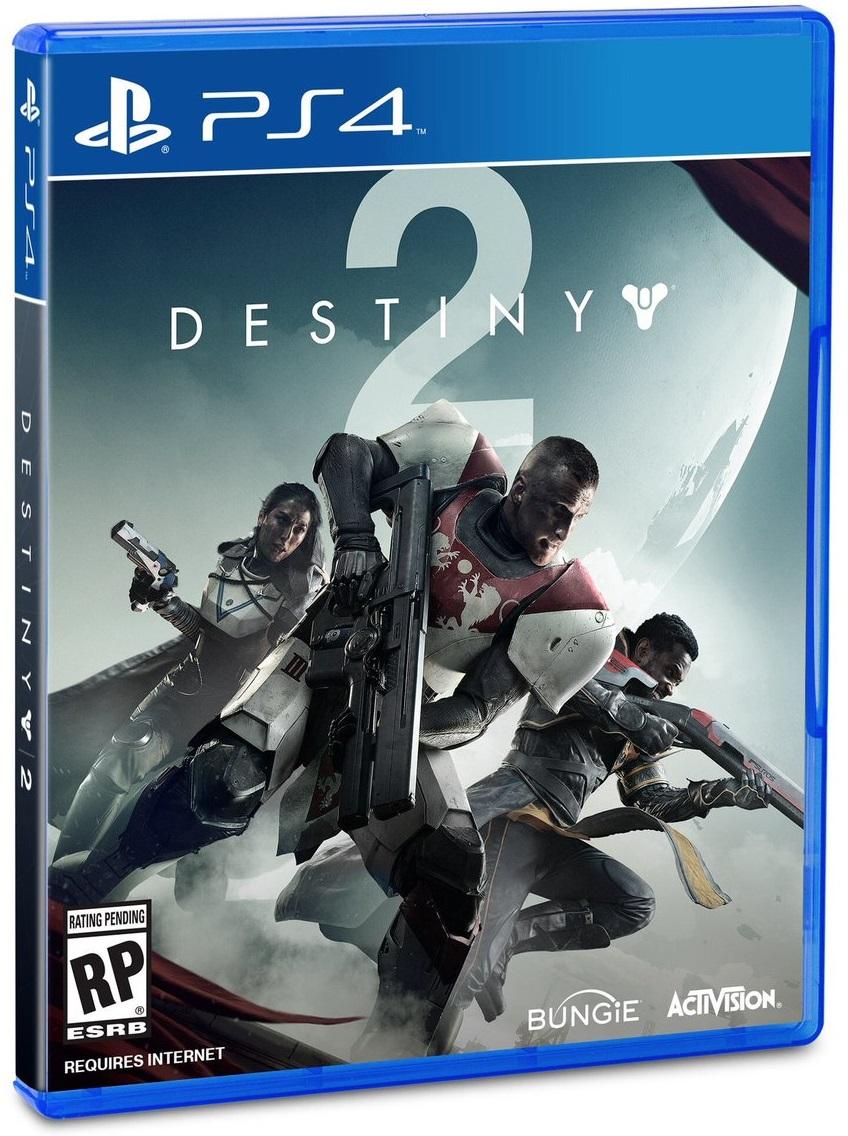 Destiny 2 (Б/У) (Русская версия)
