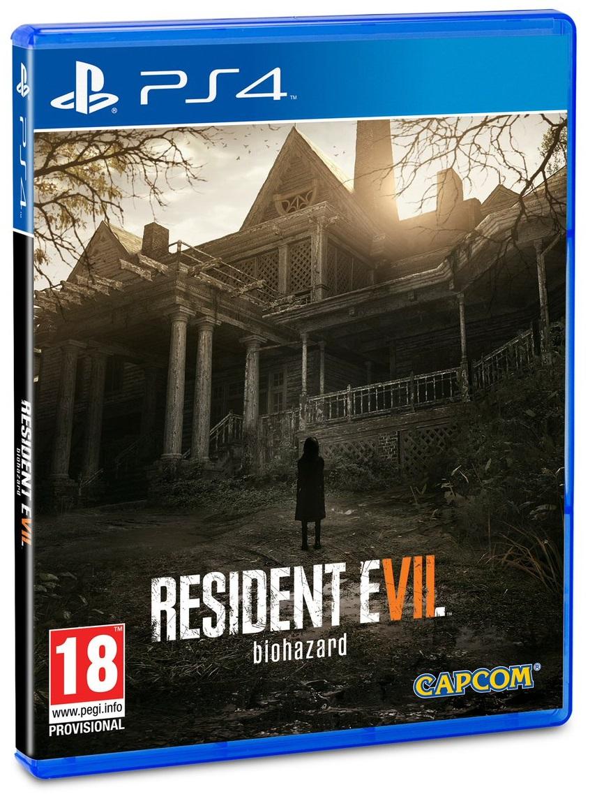 Resident Evil 7 Biohazard (Русская версия)