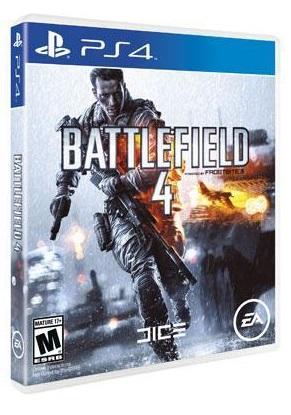 Battlefield 4 (Б/У) (Русская версия)