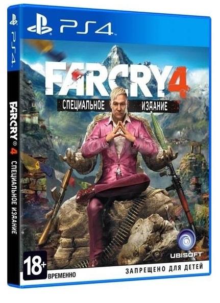Far Cry 4 (Русская версия)