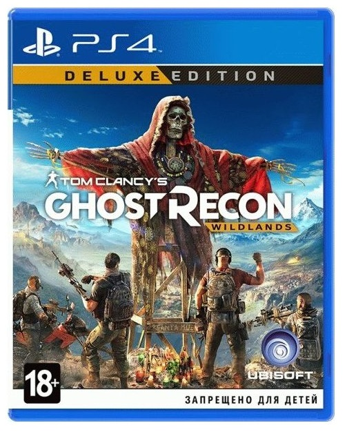 Tom Clancys Ghost Recon: Wildlands. Deluxe Edition (Русская версия)