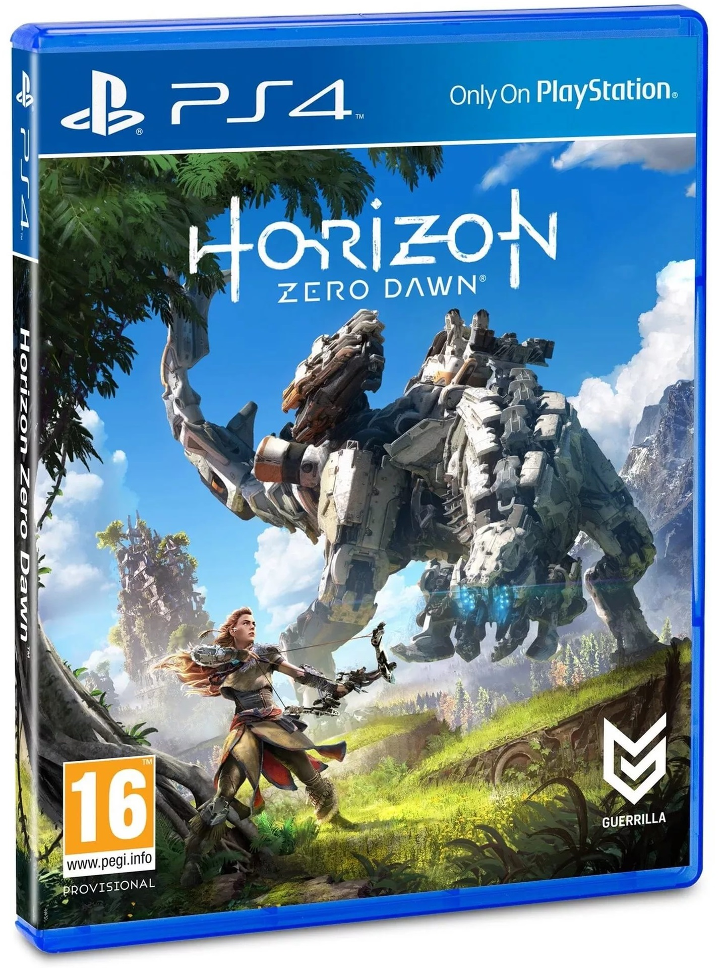 Horizon: Zero Dawn (Русская версия)