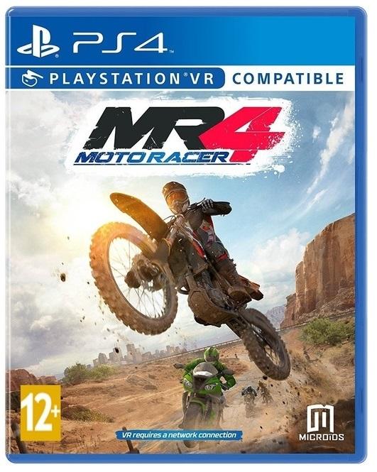 Moto Racer 4 (Русская версия)