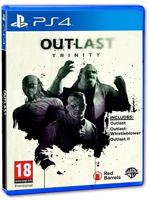 Outlast trinity (Русская версия)