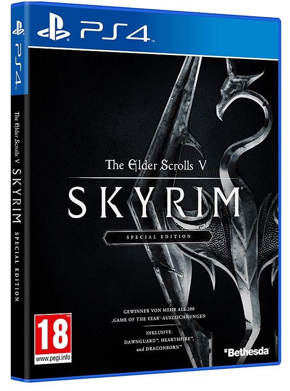 Elder Scrolls V: Skyrim. Special Edition (Русская версия)