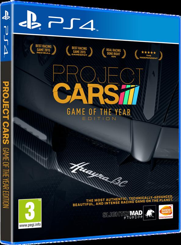 Project CARS GOTY Edition (Русская версия)