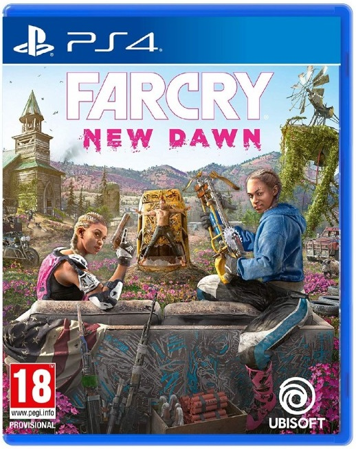 Far Cry New Dawn (Русская версия)