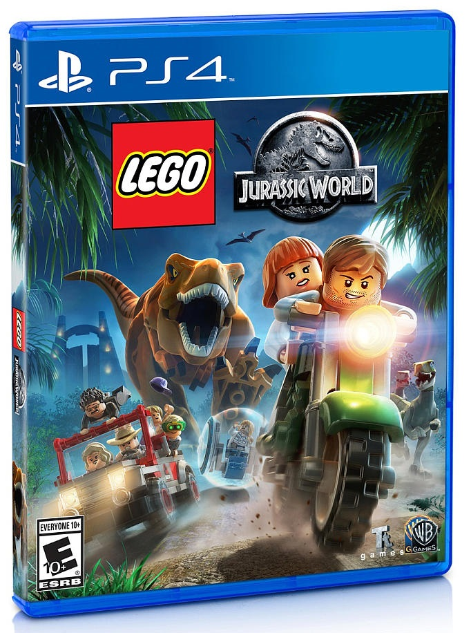 LEGO Jurassic World (Русская версия)