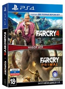Far Cry Primal + Far Cry 4 (Русская версия)