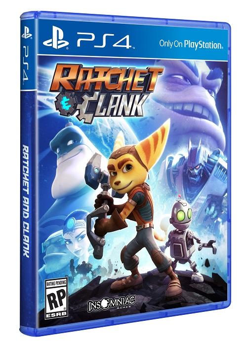 Ratchet & Clank (Б/У) (Русская версия)
