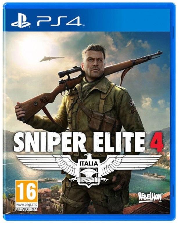 Sniper Elite 4 (Русская версия)