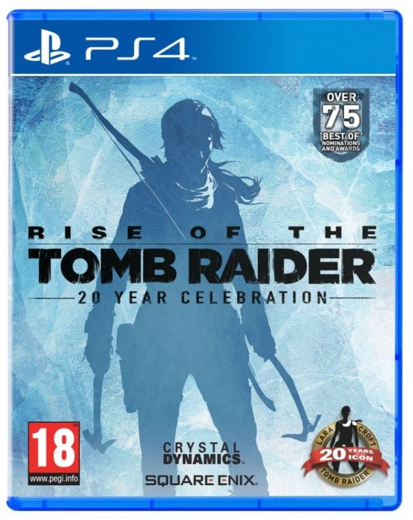 Rise Of The Tomb Raider 20 Year Celebration (RUS)