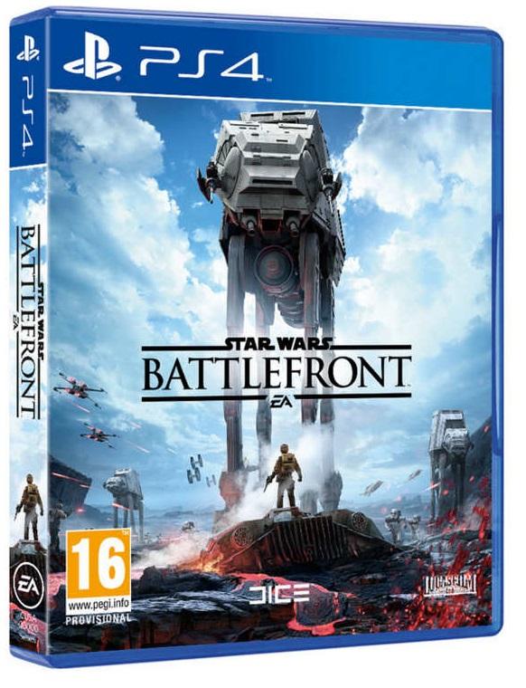Star Wars: Battlefront (Б/У) (Русская версия)