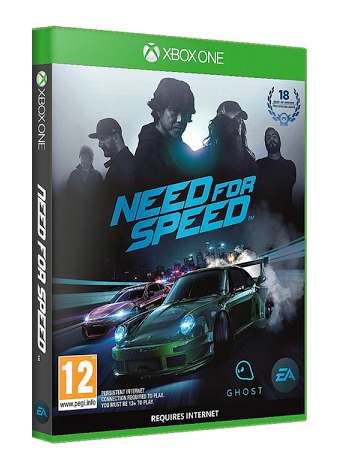Need for Speed (Диск) Русская версия