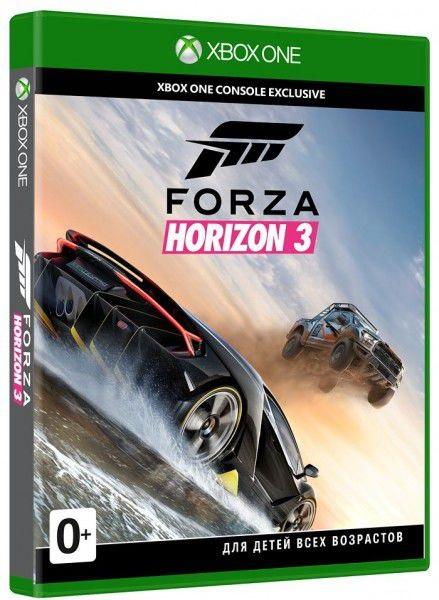 Forza Horizon 3 (Диск) Русская версия