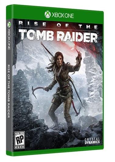Rise of the Tomb Raider (Диск) Русская версия