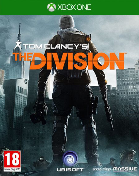 Tom Clancy's The Division (Код) Русская версия