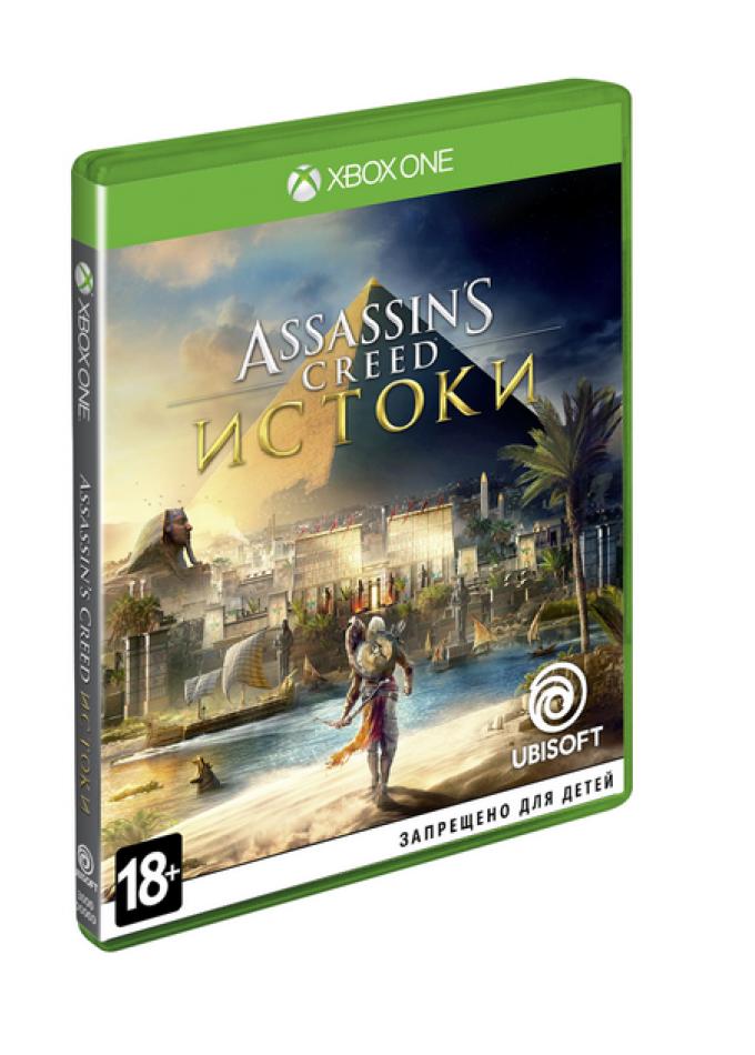Assassin's Creed Истоки (Диск) Русская версия