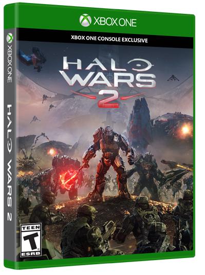 Halo Wars 2 (Диск) Русская версия