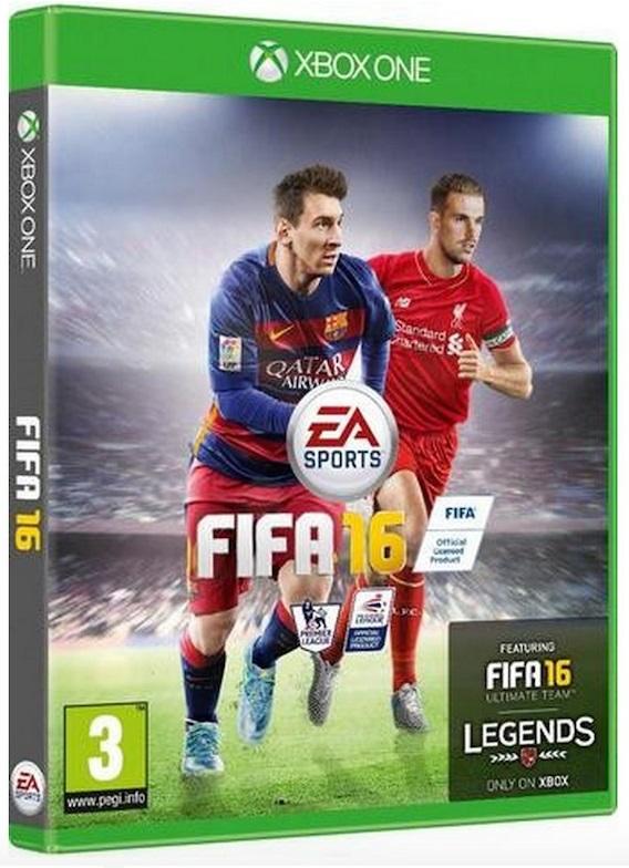 FIFA 16 (Диск) Русская версия