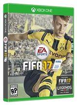 FIFA 17 (Диск) Русская версия