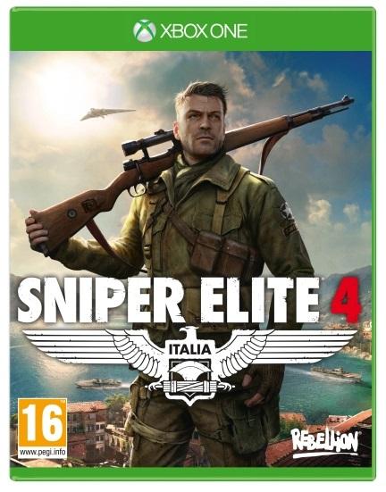 Sniper Elite 4 (Диск) Русская версия