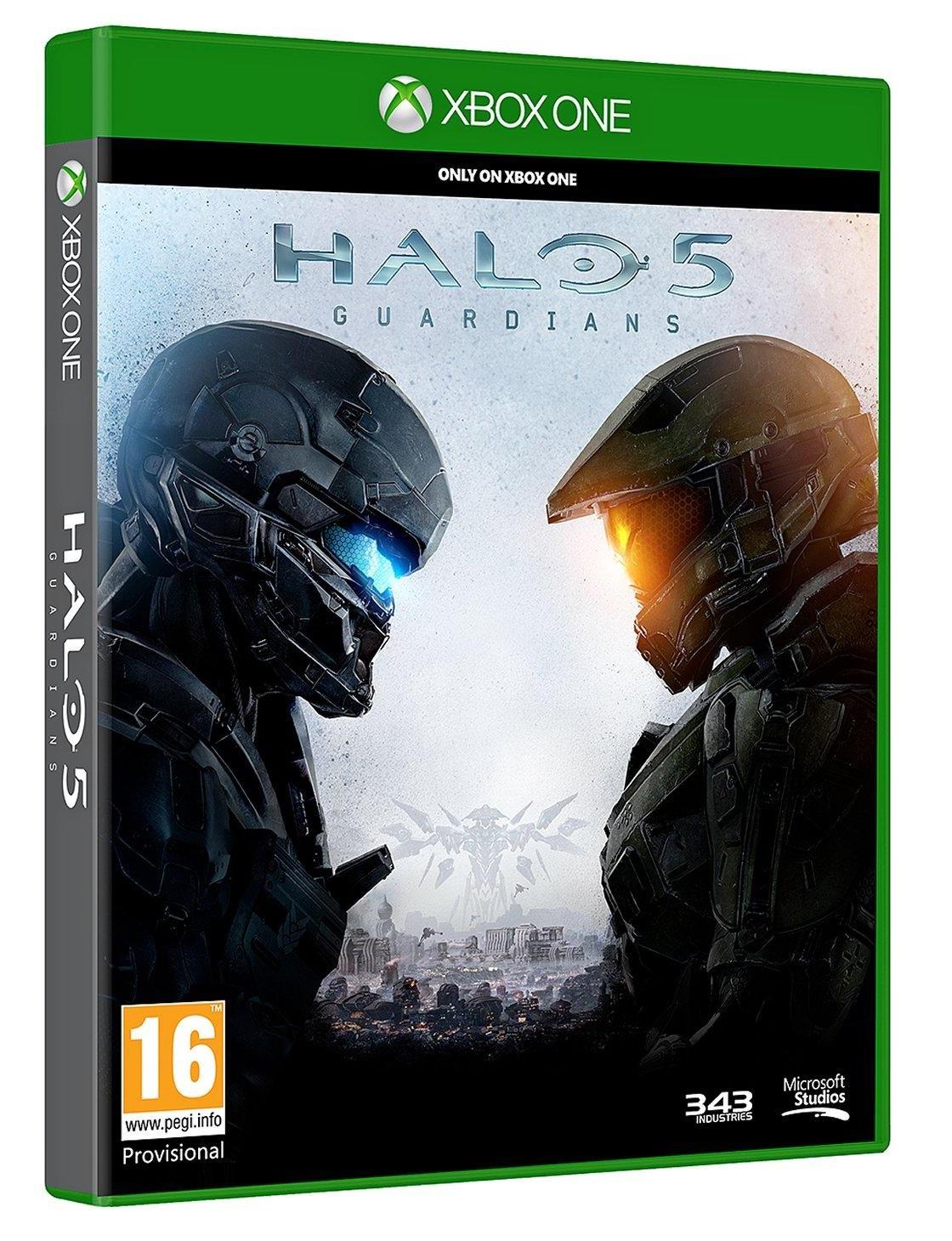 Halo 5: Guardians (Диск) Русская версия