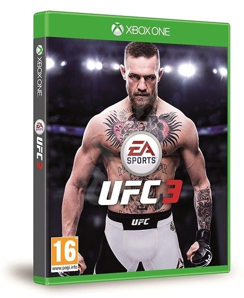 UFC 3 (Диск) Русская версия