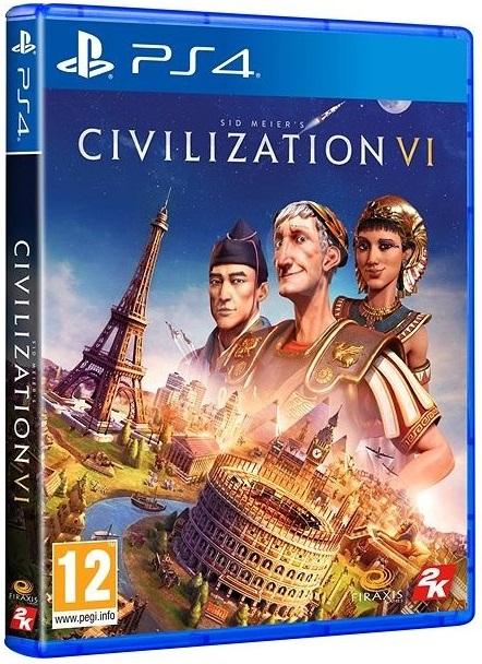 Civilization 6 (Русская версия)