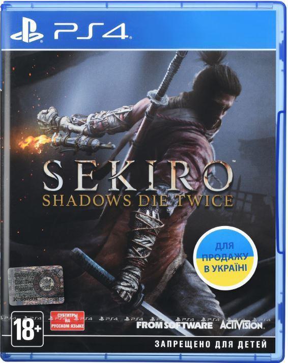 Sekiro: Shadows Die Twice (Русские субтитры)