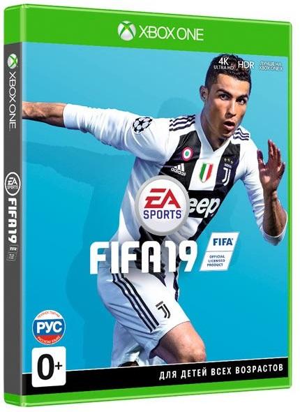 FIFA 19 (Диск)