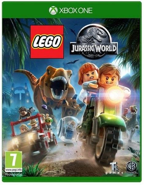 LEGO Jurassic World (Диск)