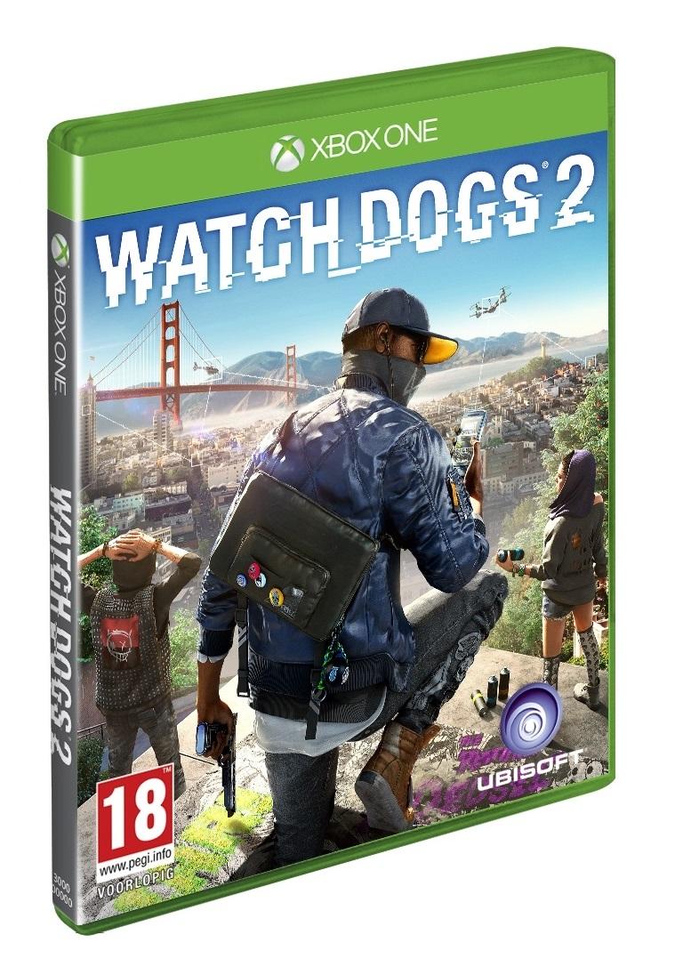 Watch Dogs 2 (Диск) Русская версия