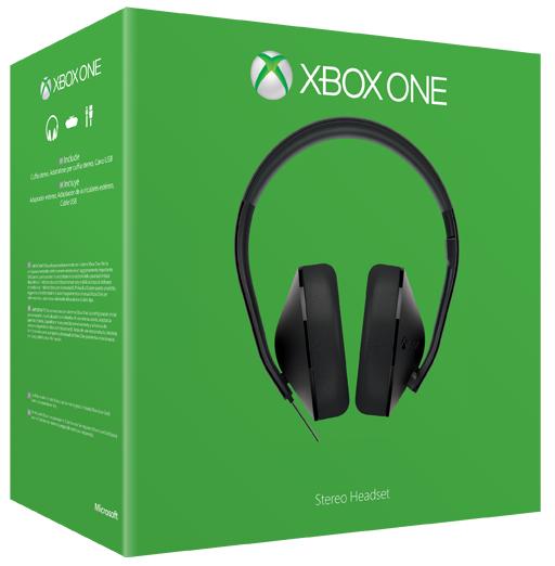 Наушники Xbox One Stereo Headset (Оригинал)